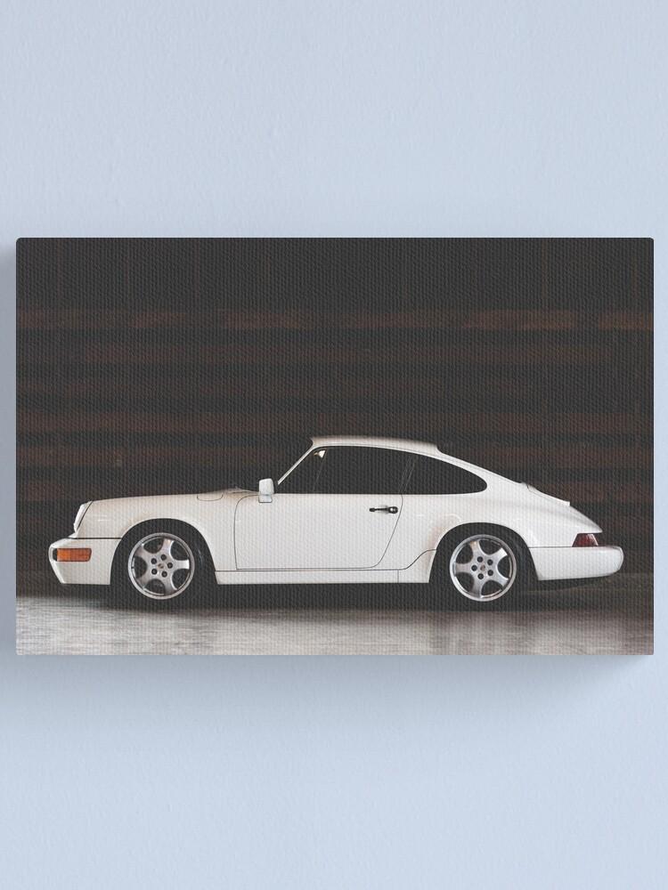 Alternate view of Porsche 911 Canvas Print