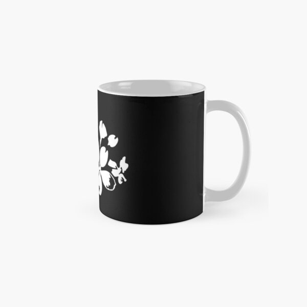 Blumen, Blumen, Blumen Tasse (Standard)