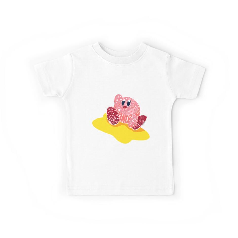 Kirby Bits by ScottyDoo292