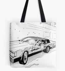 Brooklyn Cadillac Tote Bag