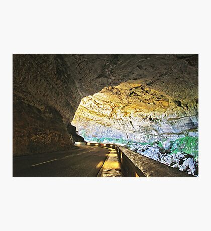 Grotte du Mas d'Azil Photographic Print