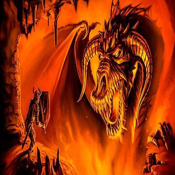 1828 Fantasy   Dragon  by fwc-usa-company