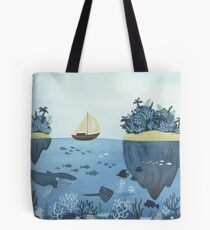Oceans of Whimsy Tote Bag