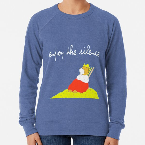 Enjoy The Silence Lightweight Sweatshirt