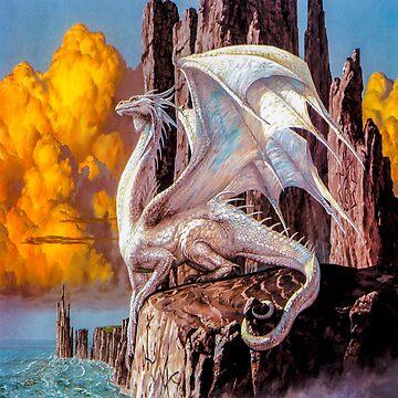1830 Fantasy   Dragon  by fwc-usa-company