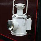 Steam Engine Lamp. by Woodie