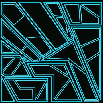 Blue electric funk by JohnyZero