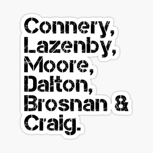 The Bonds [composition] Sticker