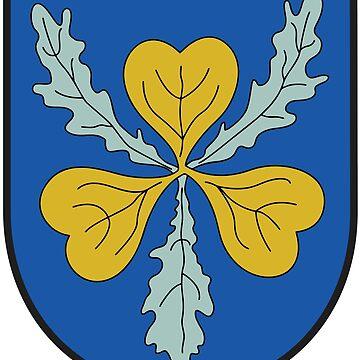 KMS Bismarck's emblem - Clean Style  by pzd501