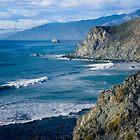 Coast of Big Sur by Yukondick