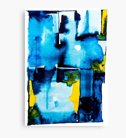 BAANTAL Canvas Print