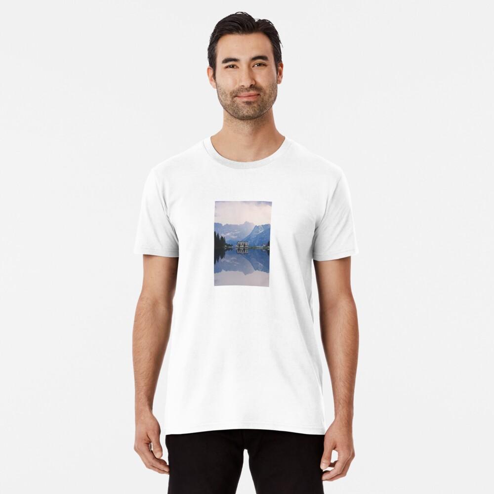 Grand Mountain Hotel - Dolomites Collection Premium T-Shirt