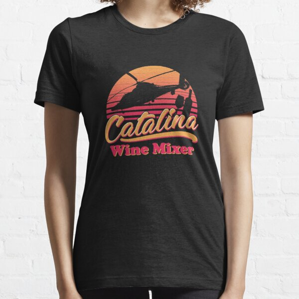 MEZCLADOR DE VINO CATALINA Camiseta esencial