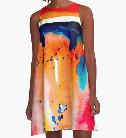 BAANTAL / Pollinate / Evolution #10 A-Line Dress