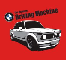 BMW 2002 Turbo - The Ultimate Driving Machine
