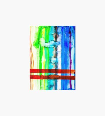 BAANTAL / Lines #4 Art Board Print
