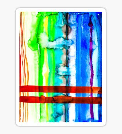 BAANTAL / Lines #4 Glossy Sticker