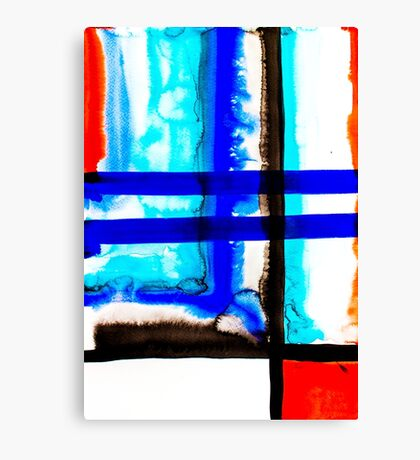 BAANTAL / Lines #5 Canvas Print