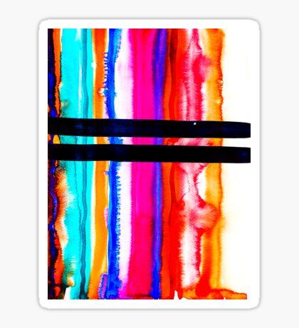 BAANTAL / Lines #6 Glossy Sticker