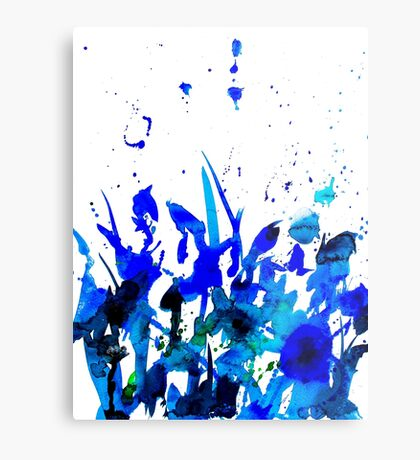 BAANTAL / Pollinate / Field #1 Metal Print