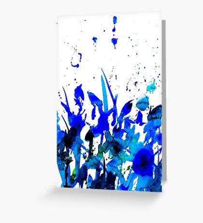BAANTAL / Pollinate / Field #1 Greeting Card