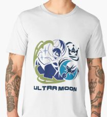 Lunala Stamp Men's Premium T-Shirt