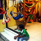 Hammock Shop, Ubud, Bali by JonathaninBali