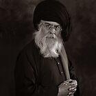 THE VILLAGE CHIEF by RakeshSyal