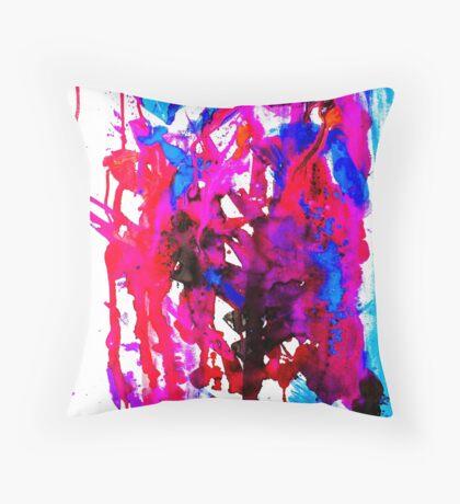 BAANTAL / Patch #2 Throw Pillow
