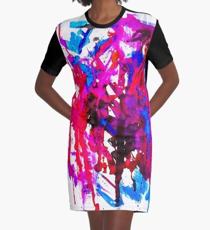 BAANTAL / Patch #2 Graphic T-Shirt Dress