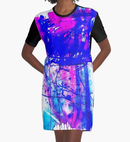 BAANTAL / Patch #3 Graphic T-Shirt Dress