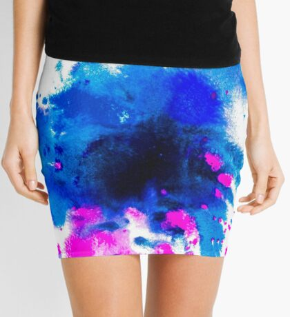 BAANTAL / Patch #6 Mini Skirt