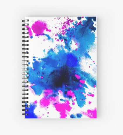 BAANTAL / Patch #6 Spiral Notebook