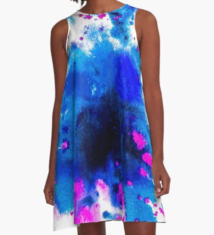 BAANTAL / Patch #6 A-Line Dress