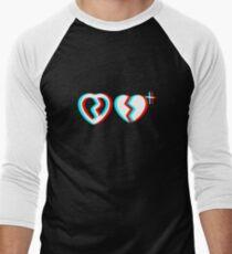 Lil Peep XXXTENTACION - Falling Down Men's Baseball ¾ T-Shirt