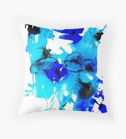 BAANTAL / Patch #8 Throw Pillow