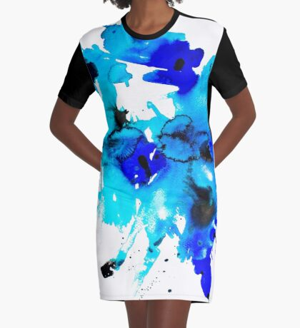 BAANTAL / Patch #8 Graphic T-Shirt Dress