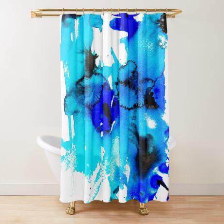 BAANTAL / Patch #8 Shower Curtain