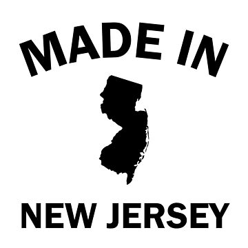 Made in New Jersey by DJBALOGH