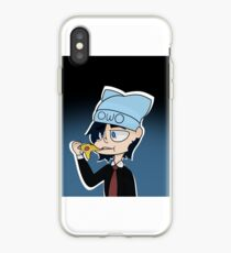 Crafting Vegeto - Pizza iPhone Case