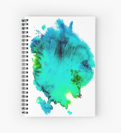 BAANTAL / Patch #11 Spiral Notebook