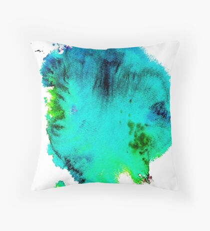 BAANTAL / Patch #11 Throw Pillow