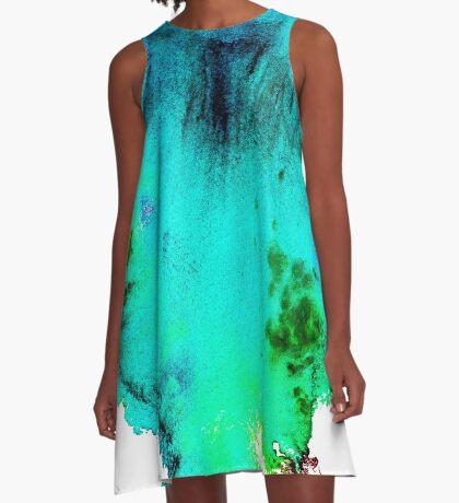BAANTAL / Patch #11 A-Line Dress