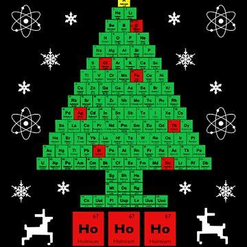 A beautiful Christmas tree by NovaPaint