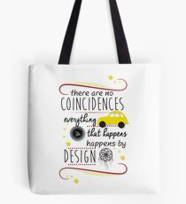 Once Upon a Time Quote - Neal & Emma (Swanfire) Tote Bag
