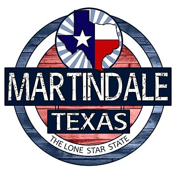 Martindale Texas rustic wood circle by artisticattitud
