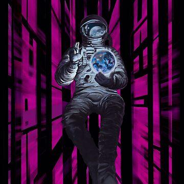 Astronaut  by SFDesignstudio