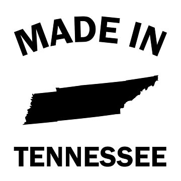 Made in Tennessee by DJBALOGH