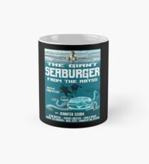 The giant seaburger from the abyss Mug