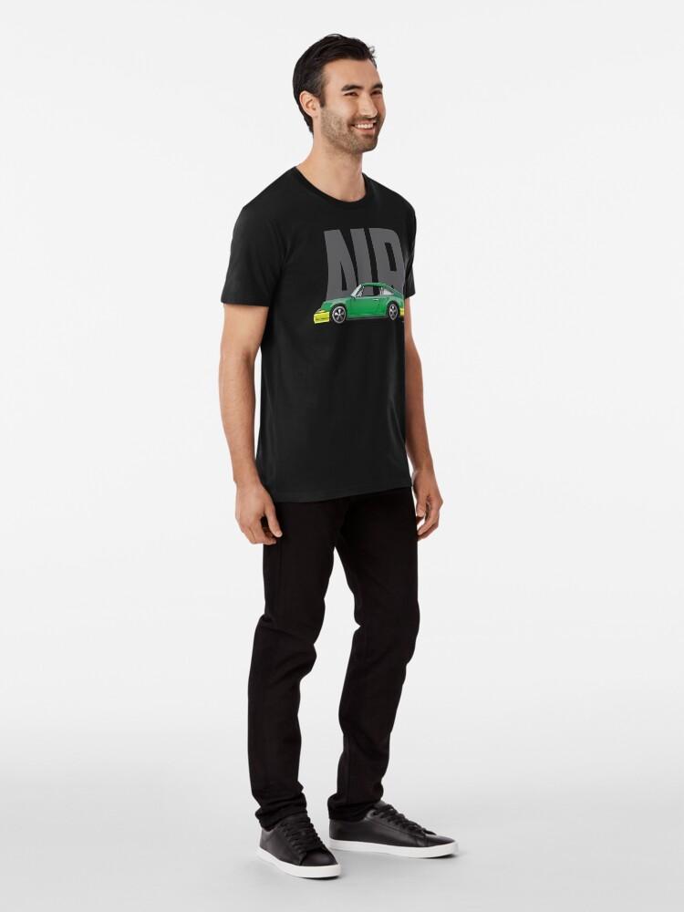 Alternate view of Air-Green Premium T-Shirt